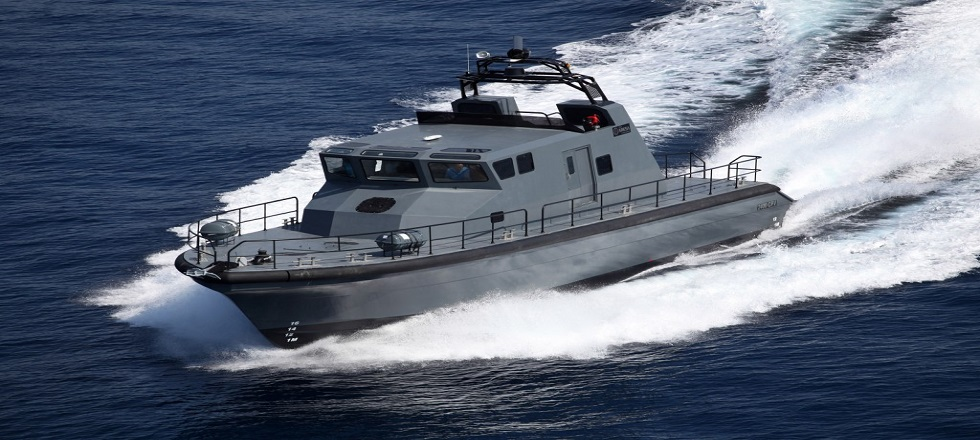 OFFSHORE SECURITY PATROL VESSEL