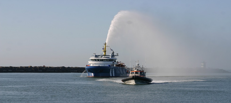 STANDBY SAFETY VESSELS